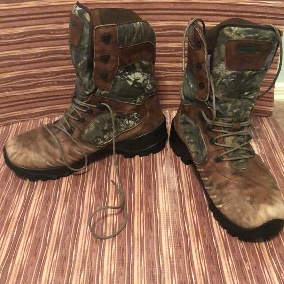 76712640b33 Wolverine boots